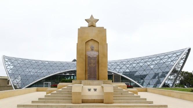 Azerbaijan tổ chức nhiều sự kiện mừng Ngày Chiến thắng 9/5 (Ảnh: Azernews)