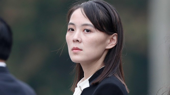 Bà Kim Yo Jong, em gái của Chủ tịch Triều Tiên Kim Jong-un (Ảnh: CGTN)