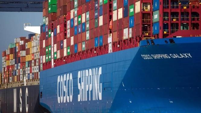 """Đề xuất thành lập """"NATO thương mại"""" được đưa ra nhằm đối phó với Trung Quốc (Ảnh: Bloomberg)"""
