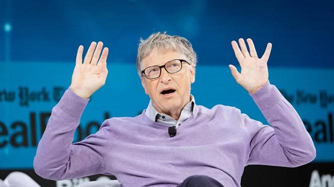 """Business Insider có bài viết vạch trần """"góc tối"""" của Bill Gates (Ảnh: AFP)"""