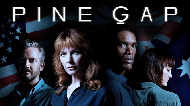 Series phim Pine Gap bị gỡ bỏ do có hình ảnh vi phạm chủ quyền của Việt Nam (Ảnh: ABC)