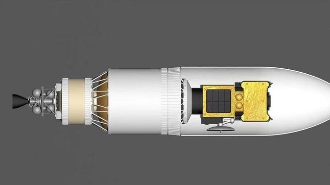 Giới khoa học Trung Quốc tin rằng các bộ va chạm động học gắn trên khoảng hơn 20 tên lửa có thể giúp chuyển hướng bay của thiên thạch (Ảnh: Handout)