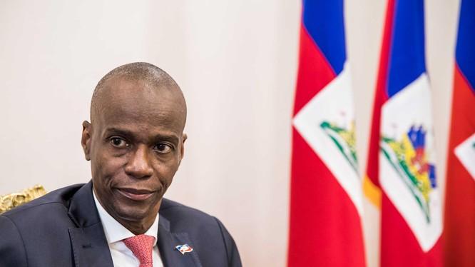 Tổng thống Haiti Jovenel Moise (Ảnh: VOA)