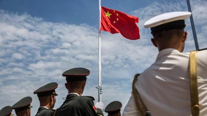 Trung Quốc dự định điều động cựu binh vào các đơn vị cũ trong trường hợp chiến tranh xảy ra (Ảnh: AFP)