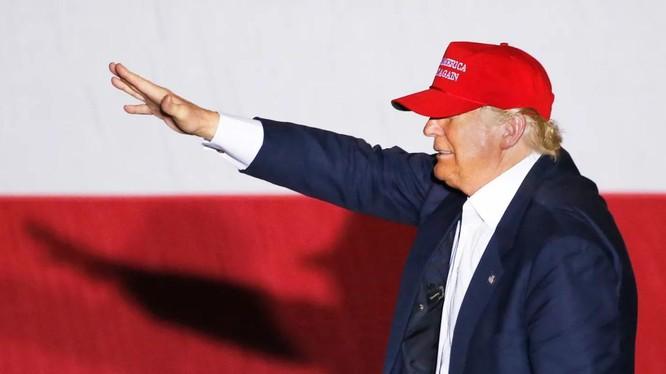 Ông Donald Trump được cho là từng khen ngợi trùm phát xít Adolf Hitler (Ảnh: NYmag)