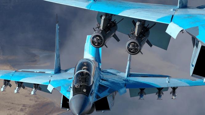 Giới quan sát đồn đoán rằng mẫu máy bay chiến đấu mới gần giống chiến đấu cơ đa nhiệm Mikoyan MiG-35 (Ảnh: Handout)
