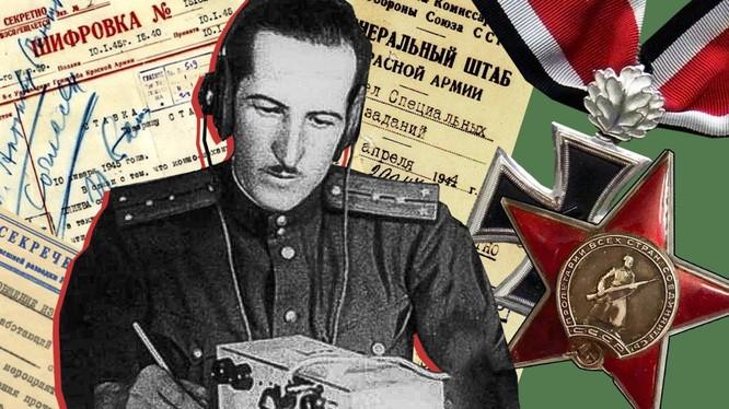Điệp viên hai mang Aleksandr Demyanov của Liên Xô (Ảnh: RT)