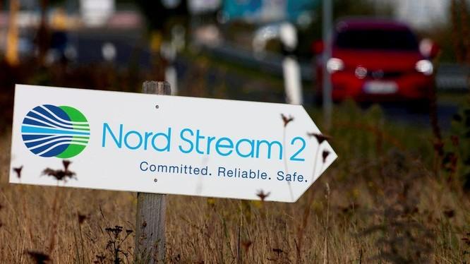 Mỹ và Đức cuối cùng đã đạt thỏa thuận về dự án Nord Stream 2 (Ảnh: Reuters)