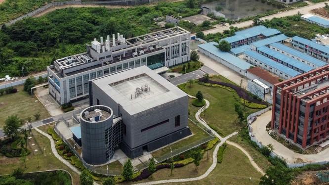 Phòng thí nghiệm Vũ Hán, tâm điểm của giả thuyết COVID-19 rò rỉ từ phòng thí nghiệm (Ảnh: FT)