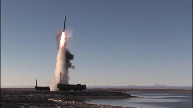 Tổ hợp tên lửa Bastion của Nga (Ảnh: National Interest)
