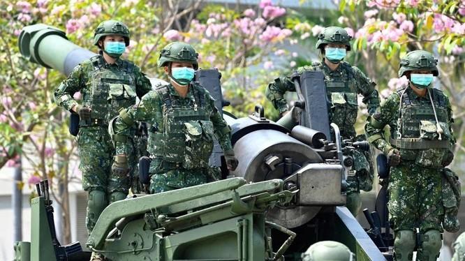 Đài Loan đã cảm ơn phía Mỹ vì thương vụ vũ khí mới nhất (Ảnh: AFP)