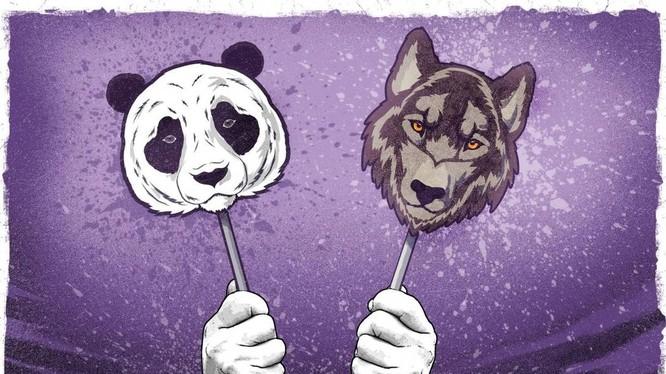 Ngoại giao Chiến lang và Ngoại giao Gấu trúc, Trung Quốc sẽ đi theo hướng nào? (Ảnh: SCMP)