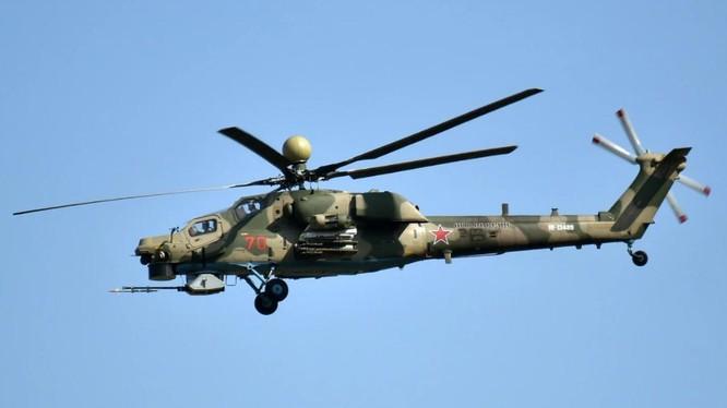 Trực thăng Mi-28NM của Nga (Ảnh: National Interest)