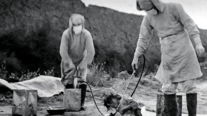 Nhật Bản từng chế tạo vũ khí hóa học nguy hiểm nhằm tấn công Liên Xô (Ảnh: AIF)