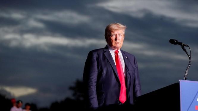 Ông Donald Trump liên tục chỉ trích chính quyền Joe Biden vì cách rút quân ở Afghanistan (Ảnh: AFP)