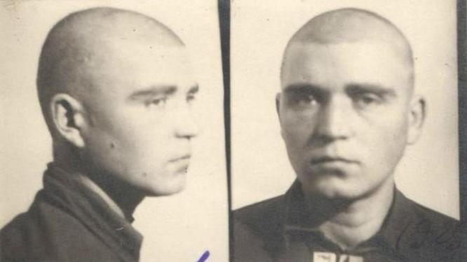 """Tội phạm Grigory Burbelo, cựu quân nhân trung đoàn SS """"Varyag"""" (Ảnh: AIF)"""