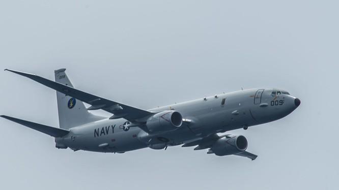 Mỹ điều máy bay P-8 Poseidon tới do thám ở Biển Đen (Ảnh: Military)