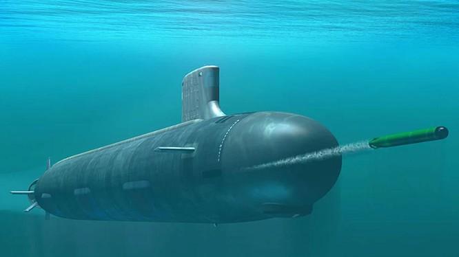 Tàu ngầm nguyên tử mang lại nhiều lợi ích chiến lược cho bên sở hữu (Ảnh: CNET)