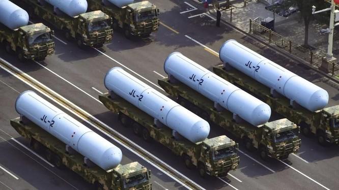 Trung Quốc đã duy trì chính sách không sử dụng vũ khí hạt nhân trước trong một cuộc xung đột kể từ năm 1964 (Ảnh: Xinhua)
