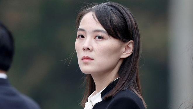 Bà Kim Yo-jong, em gái ông Kim Jong-un (Ảnh: KCNA)