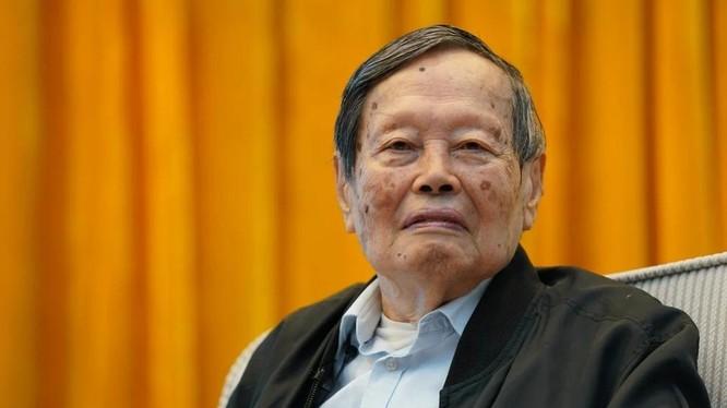 Ông Dương Chấn Ninh, sắp sang tuổi 99, là một trong số những nhà khoa học quan trọng nhất của Trung Quốc trong thế kỷ 20 (Ảnh: Getty)