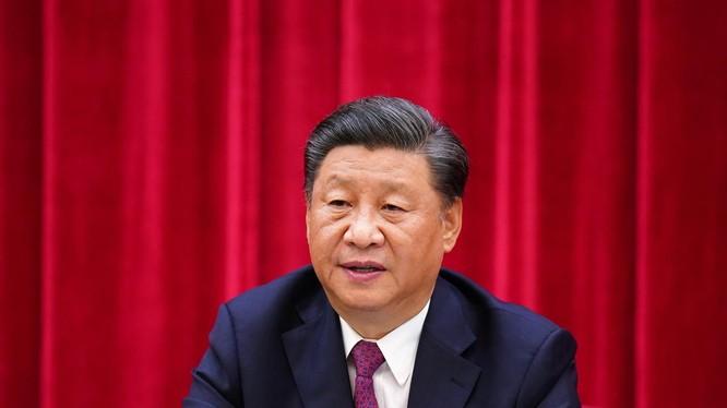 Chủ tịch Trung Quốc Tập Cận Bình (Ảnh: StraiTimes)