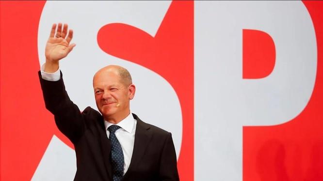 Ông Olaf Scholz, người có khả năng sẽ trở thành Thủ tướng Đức thay bà Angela Merkel (Ảnh: Reuters)