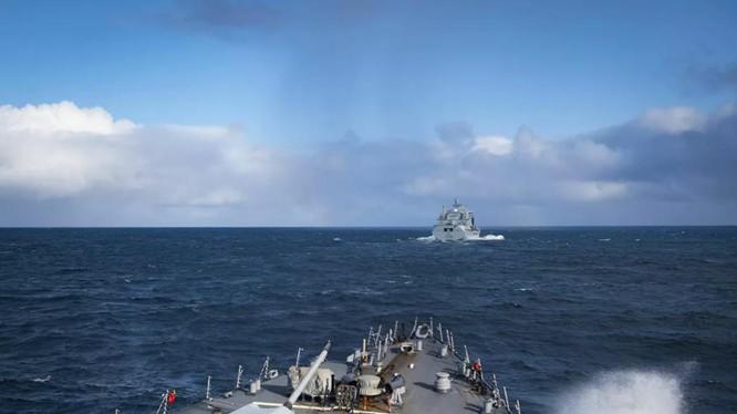 Mỹ thành lập nhóm tác chiến săn ngầm ở Đại Tây Dương để đối phó với Nga (Ảnh: Sputnik)