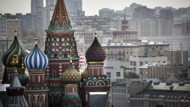 Du khách Mỹ xin thị thực vào Nga rất phức tạp