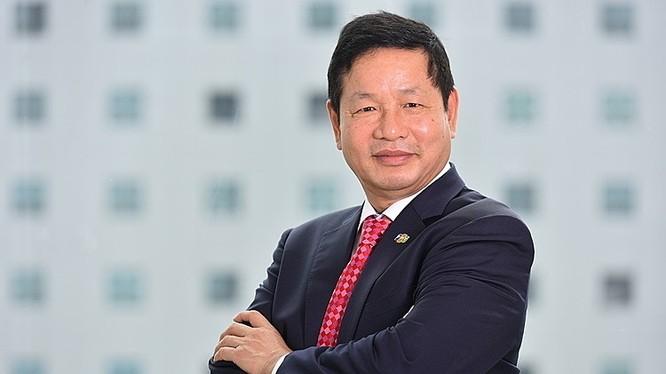 Ông Trương Gia Bình – Chủ tịch VINASA - được bầu làm Chủ tịch Ủy ban Smart City của ASOCIO. Ảnh: VCCI