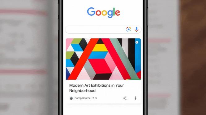 Google Search có thêm tính năng mới giúp tìm kiếm hiệu quả hơn.