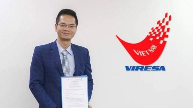 Ông Đỗ Việt Hùng - Tổng thư ký VIRESA