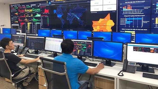 Việt Nam phấn đấu duy trì vị trí xếp hạng cao trong dài hạn để trở thành cường quốc an ninh mạng. Ảnh: mic.gov.vn.