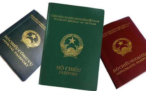 Bộ Công an sắp cấp hộ chiếu gắn chip. Ảnh minh họa: CAND.