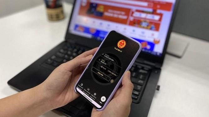 Dự kiến trong tháng 8/2021, Tổng cục Thuế sẽ đưa phiên bản Etax-mobile đầu tiên vào hoạt động. Ảnh: Tổng cục Thuế.