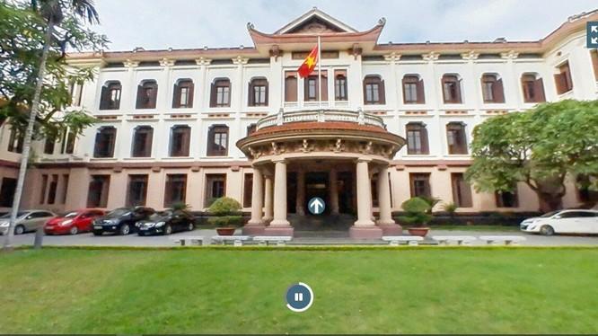 Bảo tàng Mỹ thuật Việt Nam.