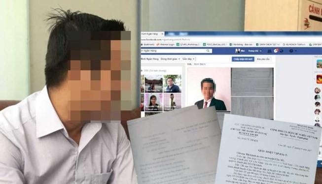 Lên facebook tố cáo khách hàng đòi nợ