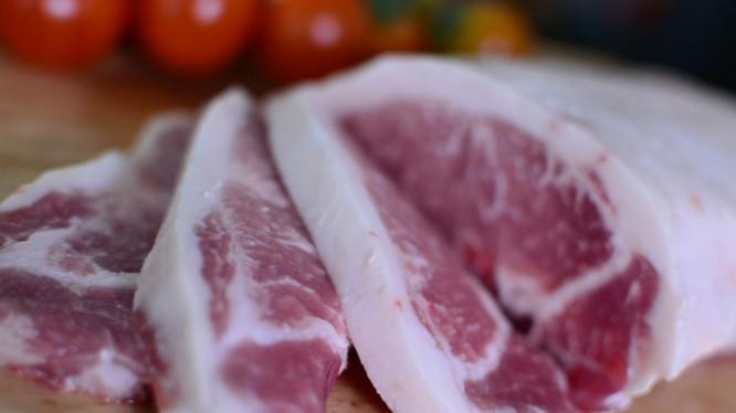 Thịt lưng trước có giá gần 1 triệu đồng môt kg