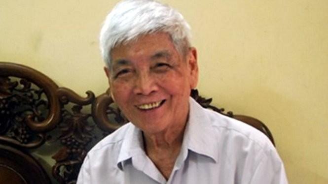 Nhà thơ Viêt Phương