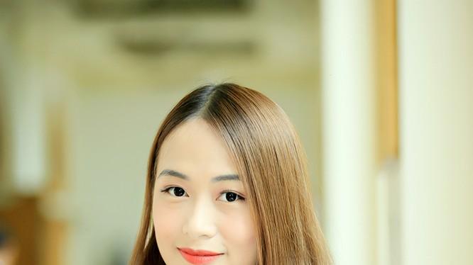 Người đẹp- doanh nhân Thu Hiền