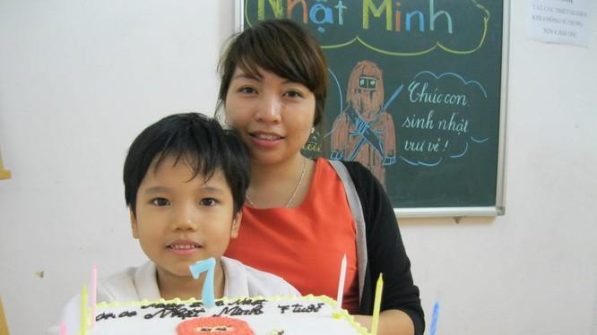 Cô giáo Dương Thanh Hiền