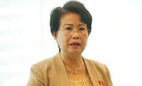 Bà Phan Thị Mỹ Thanh, nguyên Phó Bí thư Tỉnh ủy Đồng Nai