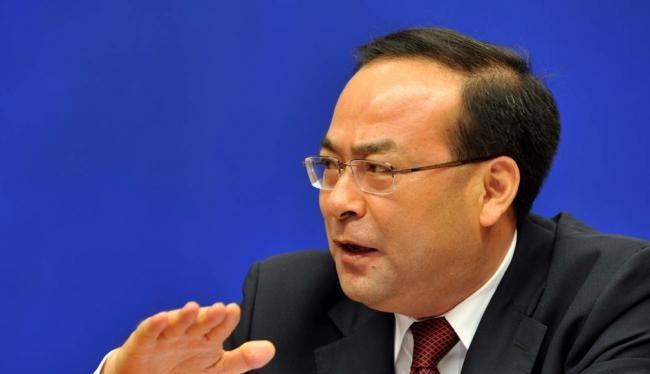 Tôn Chính Tài - cựu Ủy viên Bộ Chính trị Trung Quốc khóa 18, Bí thư thành ủy Trùng Khánh