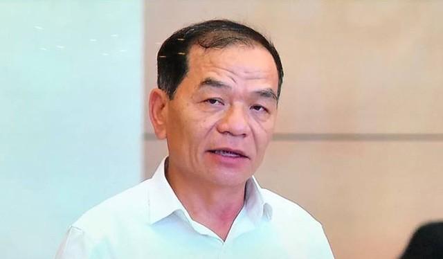 Đại biểu Quôc hội Lê Thanh Vân
