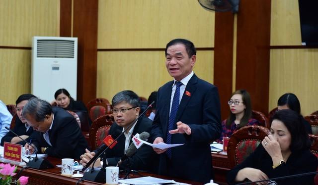 ĐB Quốc hội Lê Thanh Vân