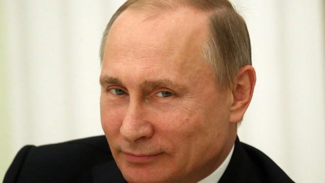 Tổng thống V. Putin