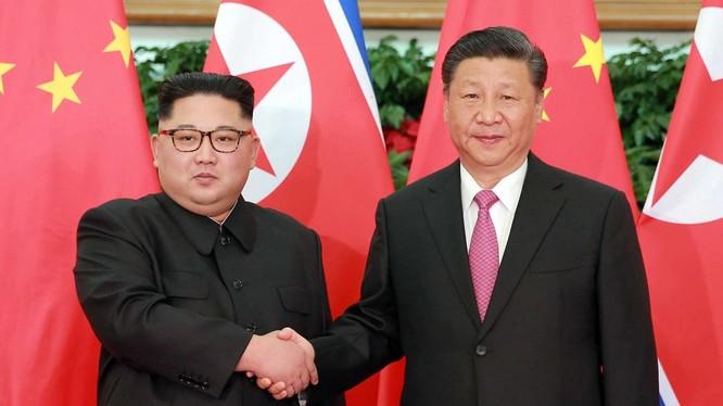 Ông Kim Jong Un liên tiếp thăm Trung Quốc thể hiện ảnh hưởng lớn của Trung Quốc đối với vấn đề Triều Tiên.