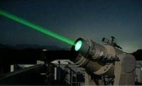 Súng laser cường độ mạnh
