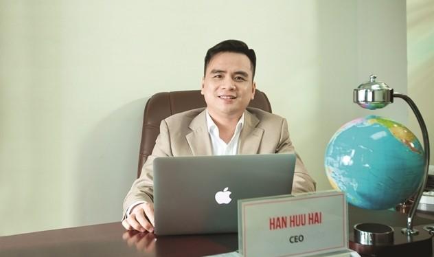 CEO Hán Hữu Hải