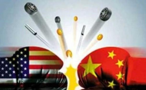 Chiến tranh thương mại Mỹ - Trung đã bùng nổ.